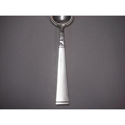 Funkis nr 7 sølvplet