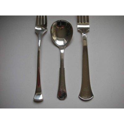 Hans Hansen sølvbestik